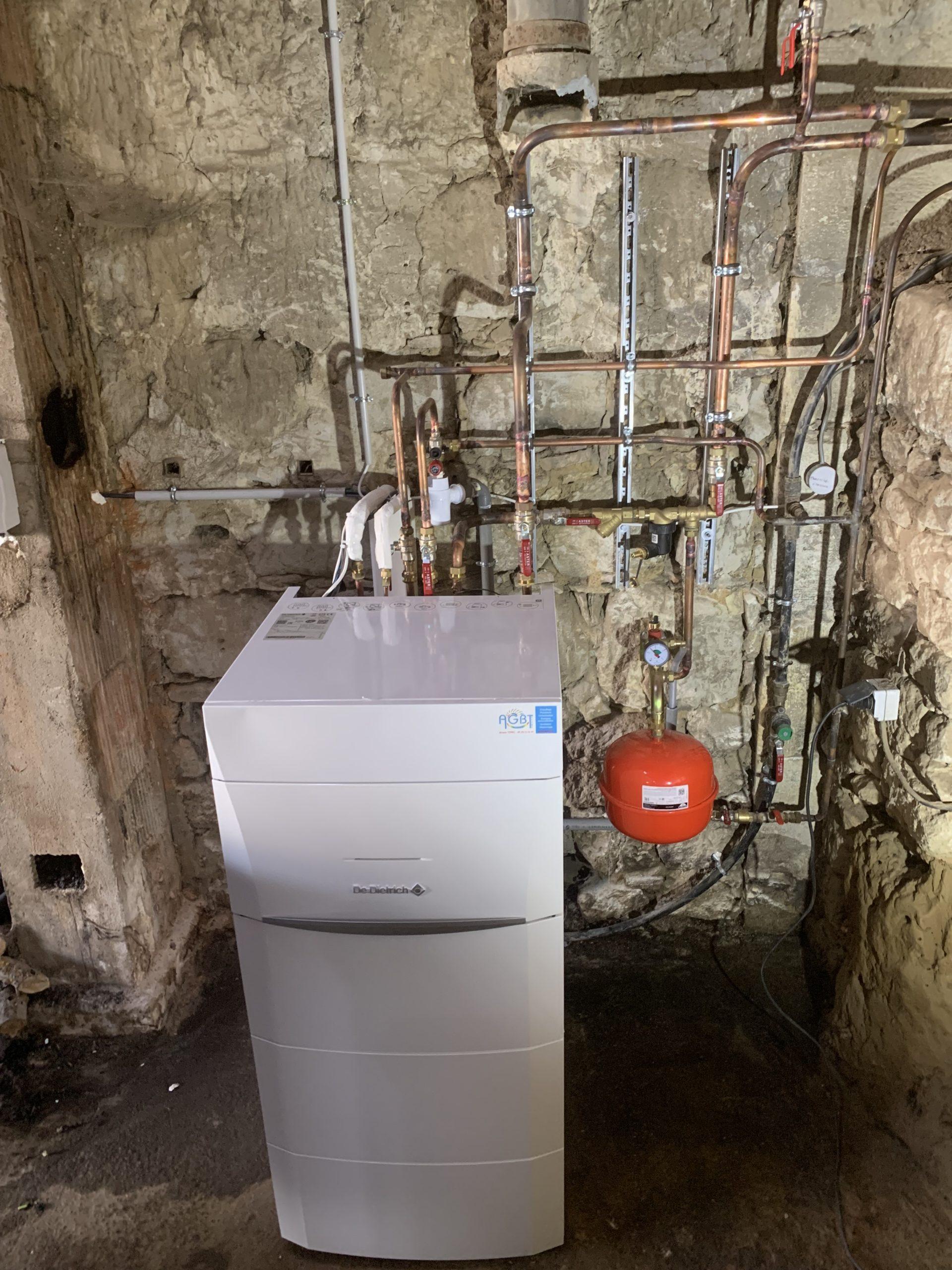 Pompe à chaleur air/eau Marmande