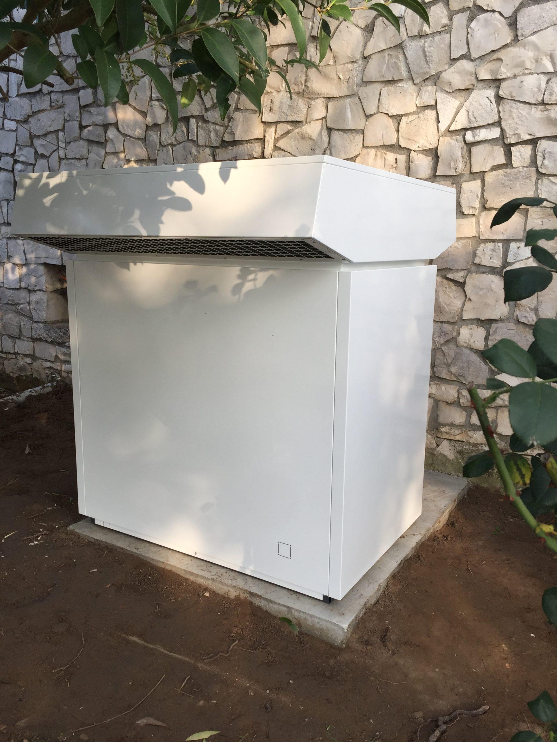 Pompe à chaleur air/eau Stiebel Eltron